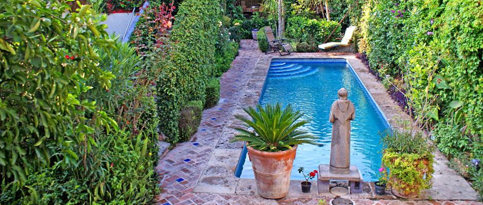 Pool_Casa_Flores_Ajijic_BB_Hotel